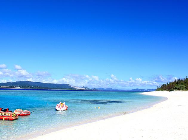【日本沖繩】Okinawa慶良間能見50米玻璃海!吃好住好潛好 4日 5