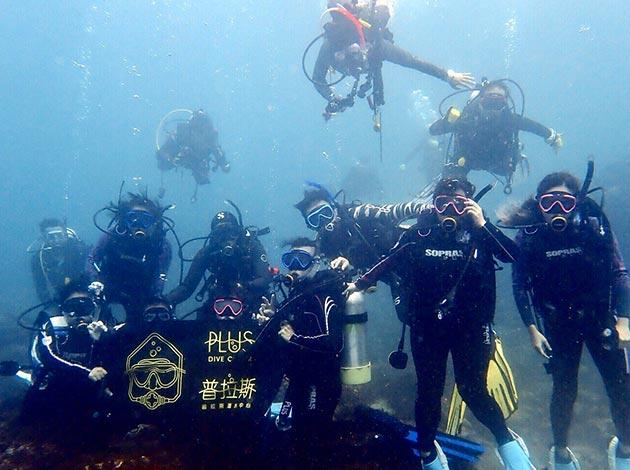 大台北地區PADI開放水域潛水員課程(普拉斯潛水-OW課程) 5