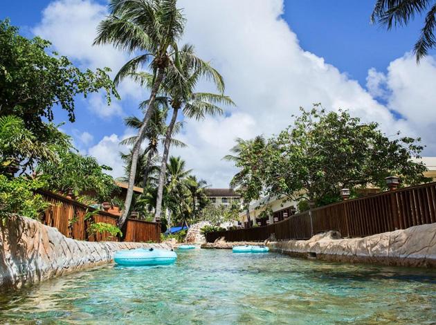 【馬里亞納塞班島】Saipant超好玩!PIC渡假村,全包式服務,度假首選 自由行5日(非潛水行程) 6