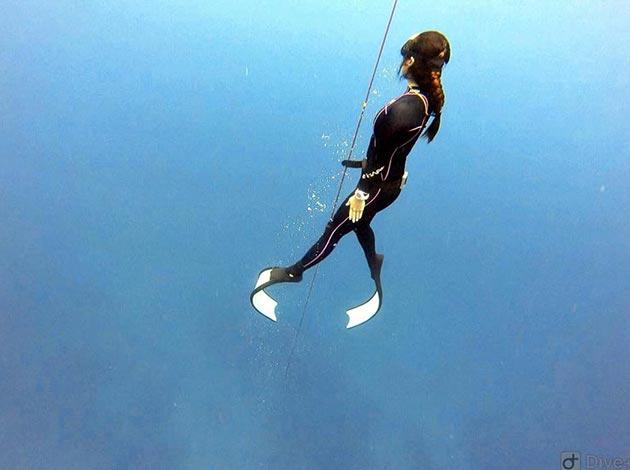 現在報名送面鏡~大台北地區SNSI自由潛水考證班2天1夜(Freediving課程) 2
