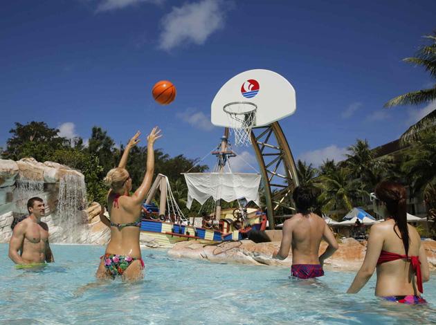 【馬里亞納塞班島】Saipant超好玩!PIC渡假村,全包式服務,度假首選 自由行5日(非潛水行程) 5