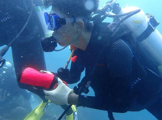 大台北地區SNSI潛水進階考證班2天1夜(AOW課程) 2