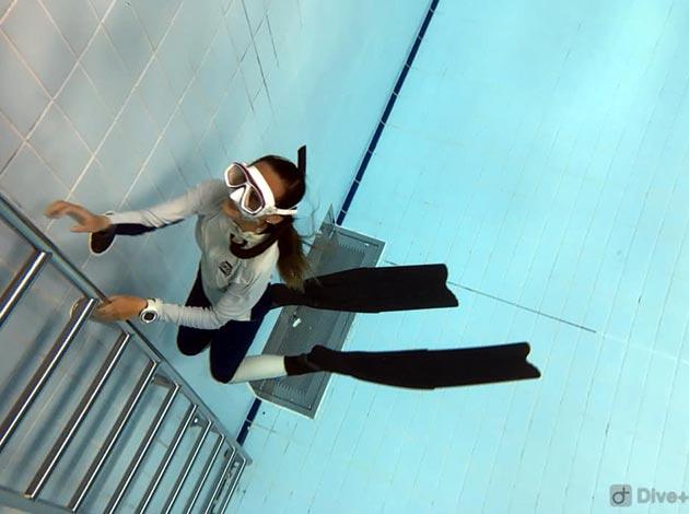 現在報名送面鏡~大台北地區SNSI自由潛水考證班2天1夜(Freediving課程) 4