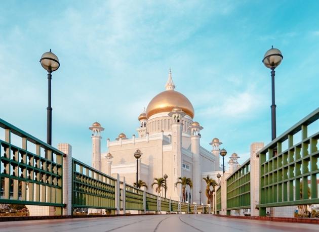 【汶萊】Brunei 潛進神祕的國度探索婆羅洲上閃亮的明珠|五天四夜/潛水6支/2人成行 1