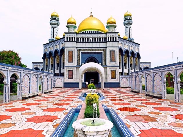 【汶萊】Brunei 潛進神祕的國度探索婆羅洲上閃亮的明珠 五天四夜/潛水6支/2人成行 6