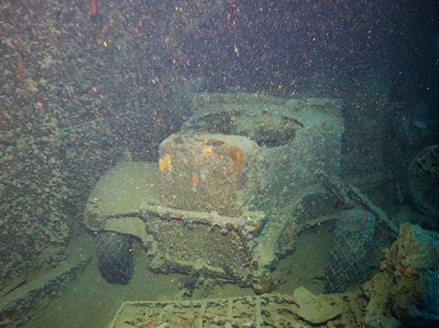 【埃及北紅海】North Red Sea金字塔豪華船宿潛水 8日 6