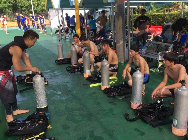大台北地區PADI開放水域潛水員課程(普拉斯潛水-OW課程) 2