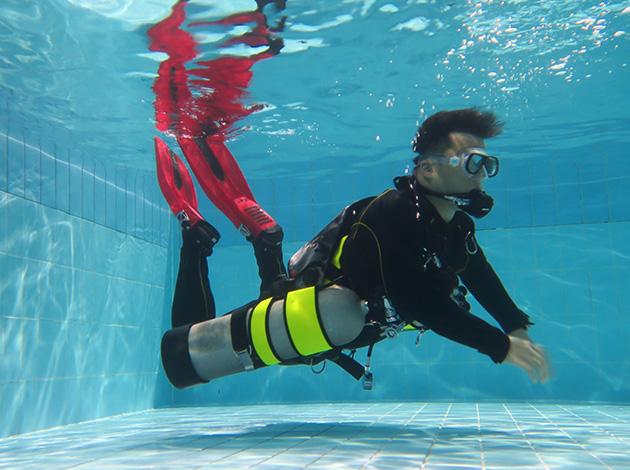 SDI休閒側掛專長課程 (海洋實習:東北角) 1