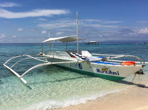 【菲律賓明多洛】Puerto Galera海底寶藏微距沈船,夜生活天堂|5日 1