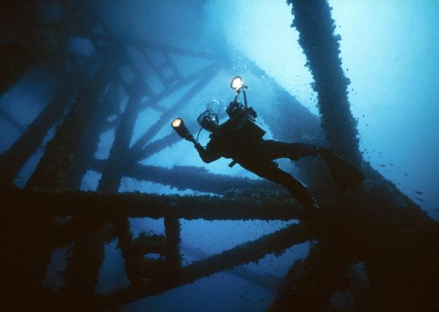 【汶萊】Brunei 潛進神祕的國度探索婆羅洲上閃亮的明珠|五天四夜/潛水6支/2人成行 4